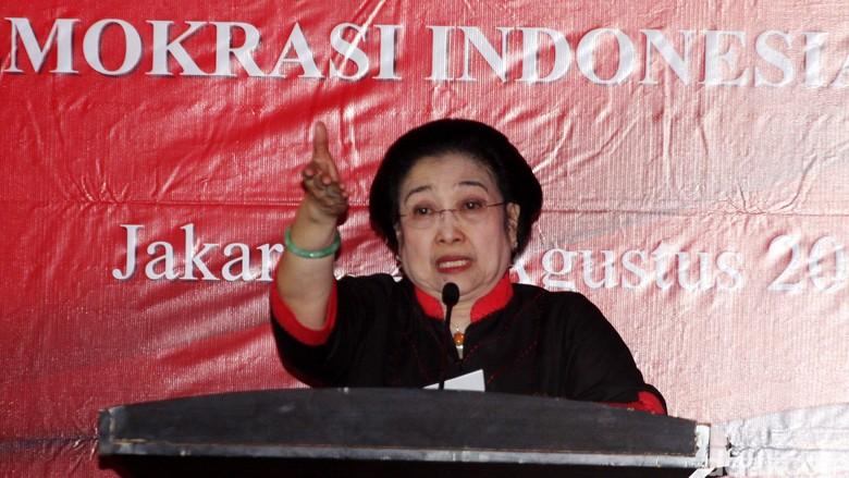 """Minim Prestasi, """"Megawati"""" Terima Penghargaan Doctor Honoris Causa Bidang Politik di Korsel"""
