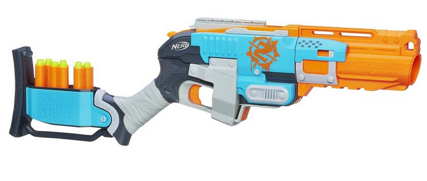 What Time Does Outback Open >> Outback Nerf: Review: Nerf Zombie Strike Sledgefire (grey ...