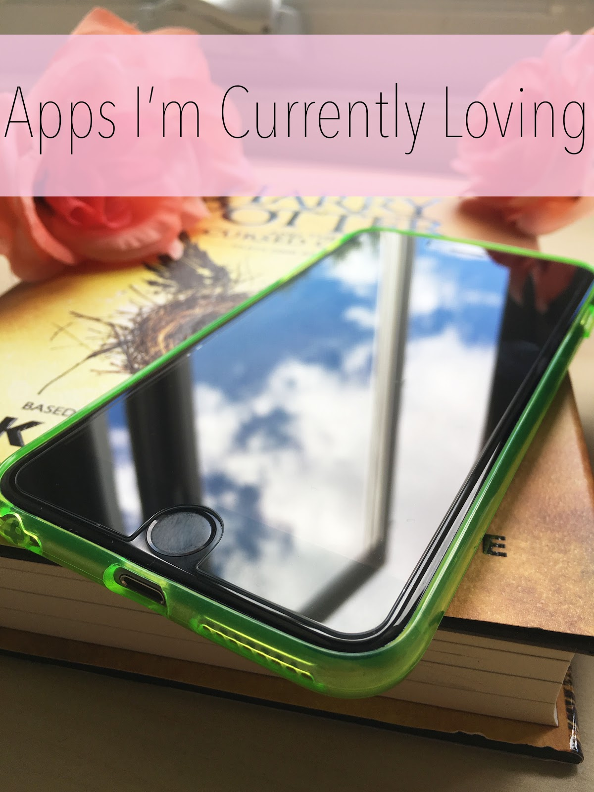 Apps I'm Currently Loving | Akinokiki