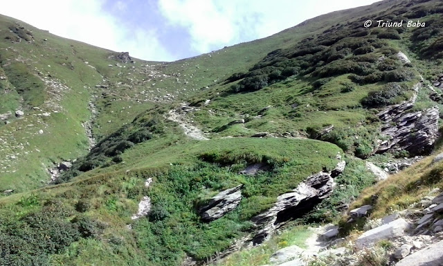 Jalsu Pass Trail to Chamba