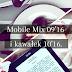 MobileMix 09'16 i 10'16 czyli wrzesień i kawałek października w zdjęciach.
