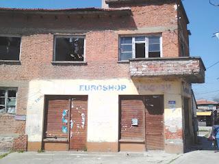 Old, Euroshop, Derelict, Yambol,