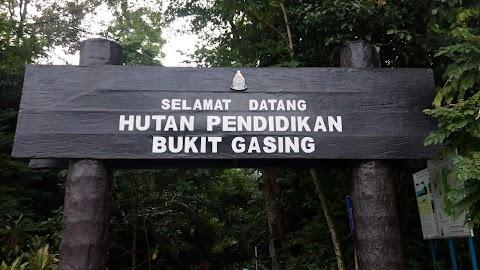Hiking di Bukit Gasing