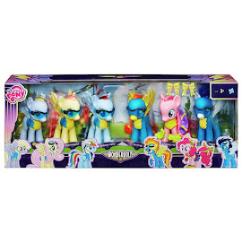 My Little Pony Wonderbolts 6-pack Pinkie Pie Brushable Pony