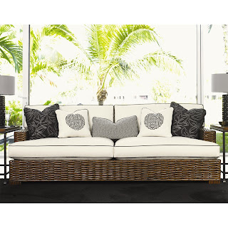 Baer's furniture tommy bahama sofa