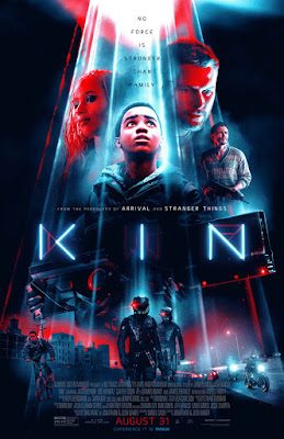 Lionsgate KIN scifi movie