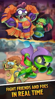 Plants vs. Zombies™ Heroes Mod - 4