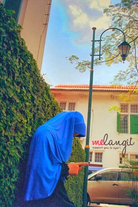 Contoh Gambar Hijab Syar'i