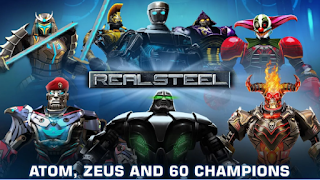 Real Steel HD 1.33.4 Mod + Data Terbaru