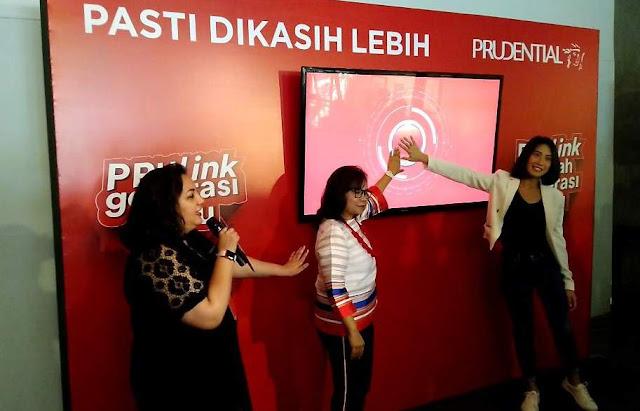 Peluncuran PRUlink Generasi Baru Bali 2018