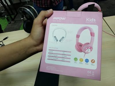 MPOW Kids