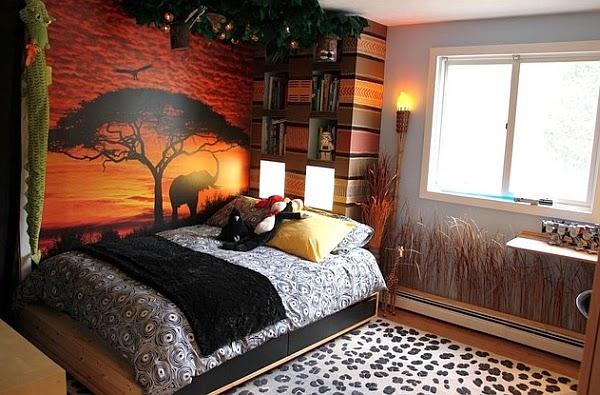 Foundation Dezin Amp Decor Bedroom Design In African Way
