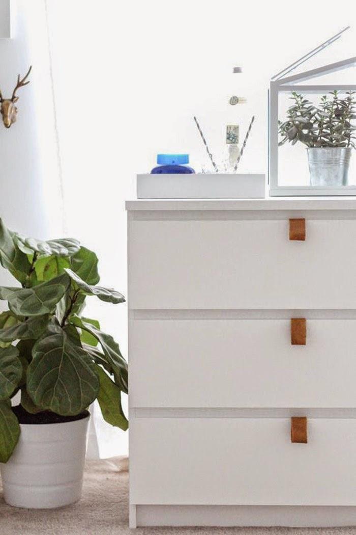 make 9 summery ikea hacks poppytalk. Black Bedroom Furniture Sets. Home Design Ideas