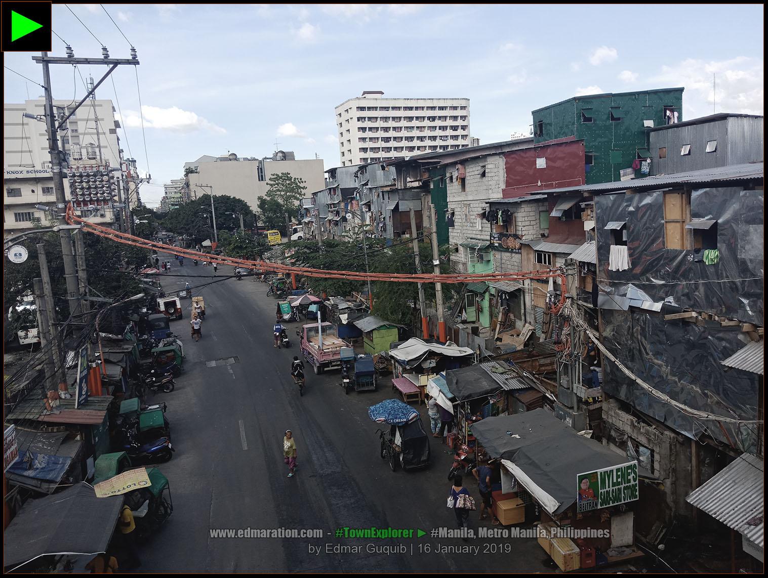 MANILA squatter slum