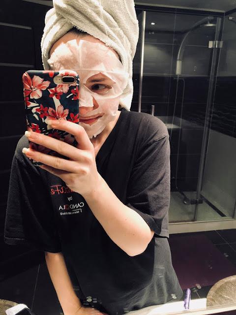 hydratujúca maska na pleť Dermacol