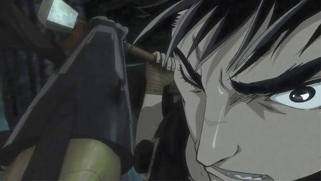 Berserk anime 2016