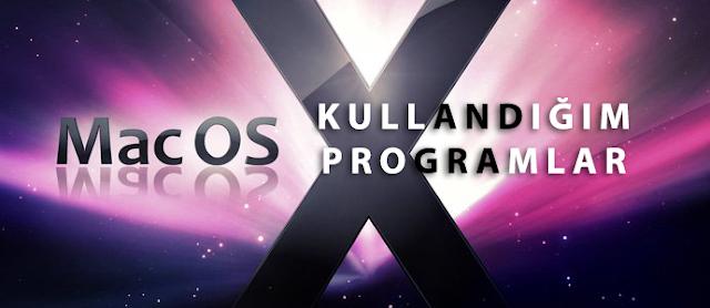 mac-os-x-kullandigim-programlar