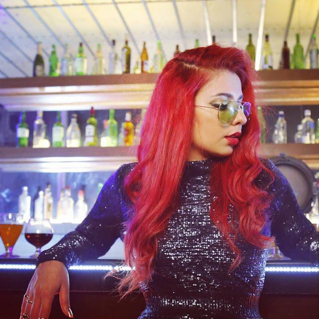 Redhead Jasmine Sandals Punjabi Singer Pictures