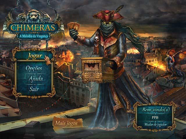 Chimeras - A Melodia da Vingança
