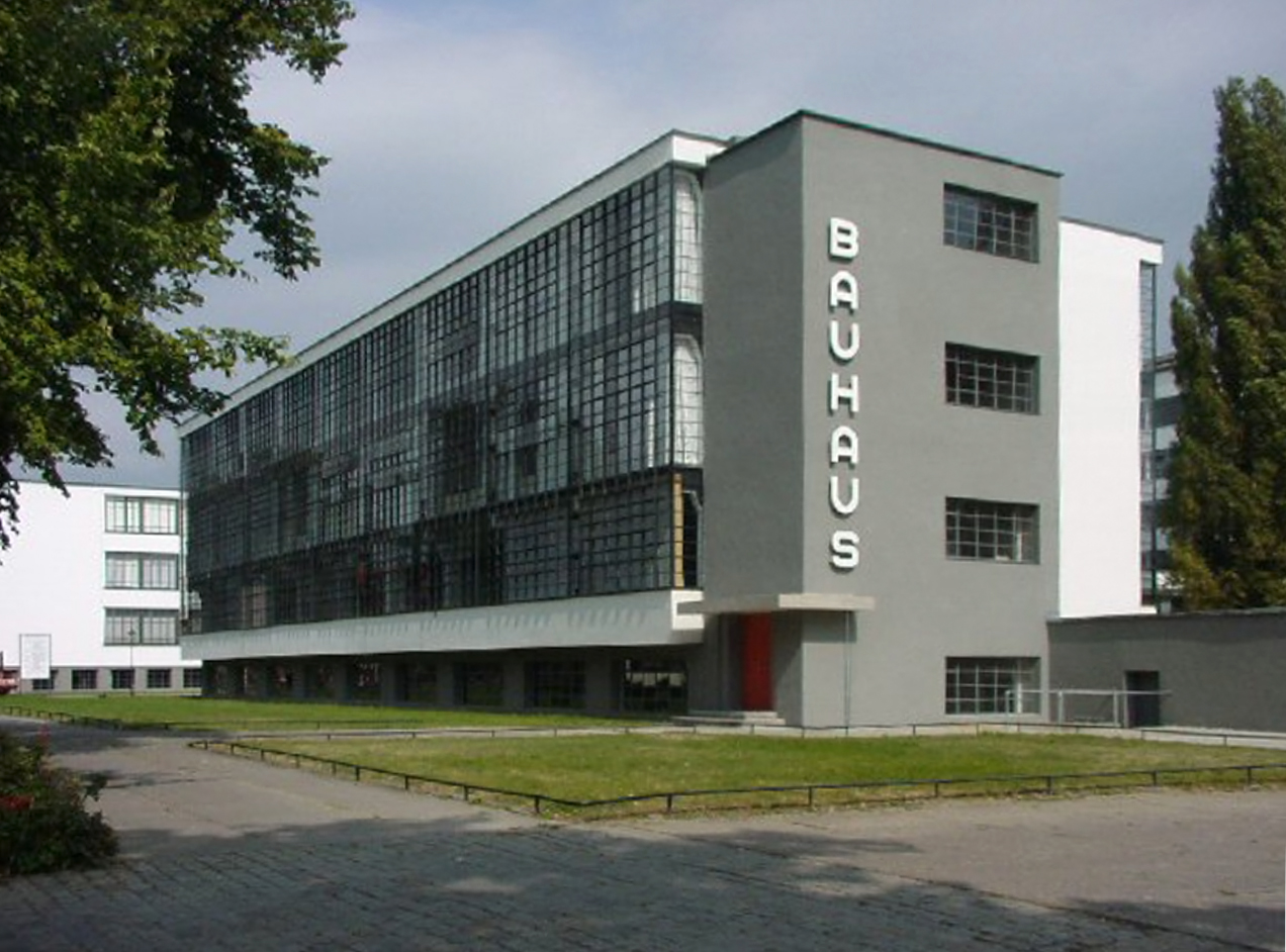 The Bauhaus Shop Block Walter Gropius Ap Art History 2015 2016