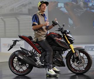 setelah lama ditunggu tunggu beberapa bulan lalu yang gambar gambar prediktifnya sempat b Spesifikasi Lengkap Yamaha Xabre