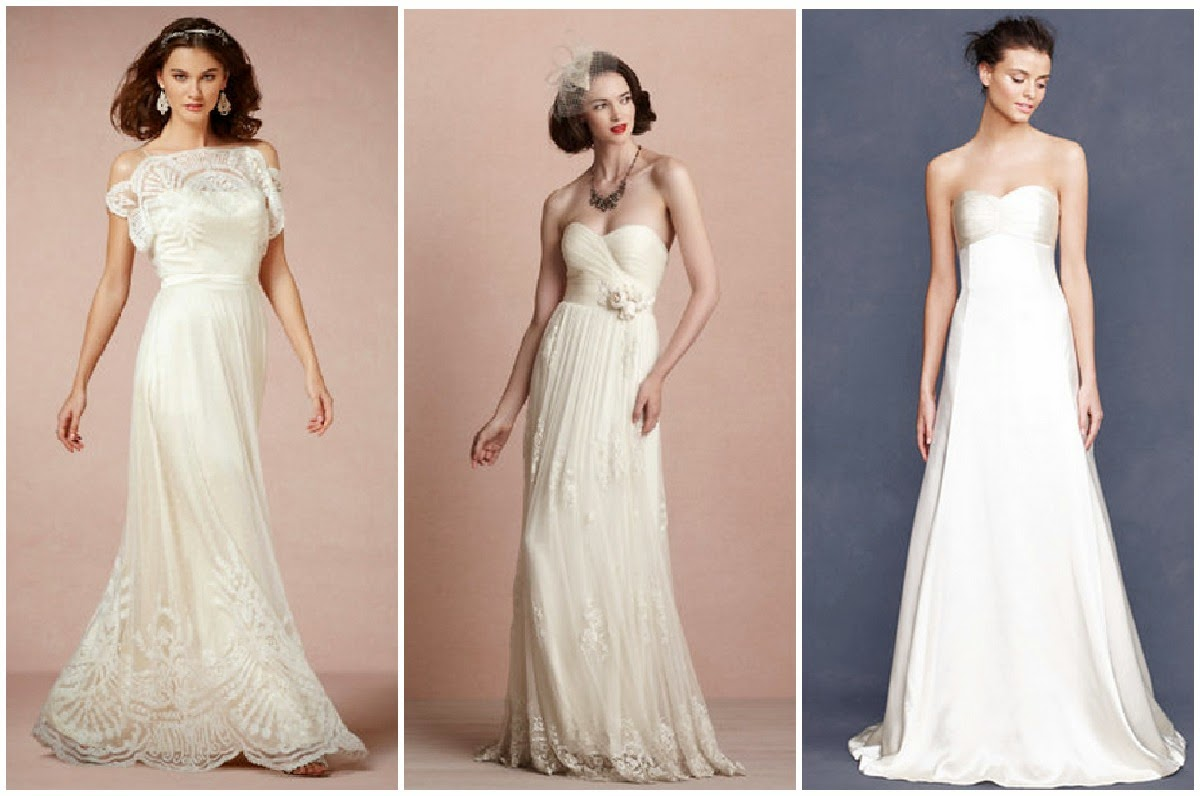 Wedding Dress Styles: Romantic Wedding Gowns