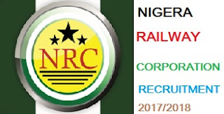 Nigerian Railway Corporation Recruitment Form and Guidelines 2017/2018 – nrc.gov.ng
