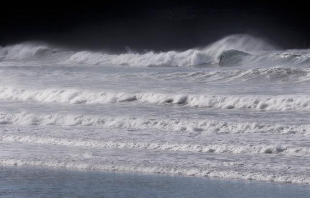 Waves, Fistral Beach, Cornwall