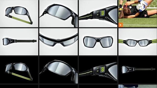 gafas estroboscópicas