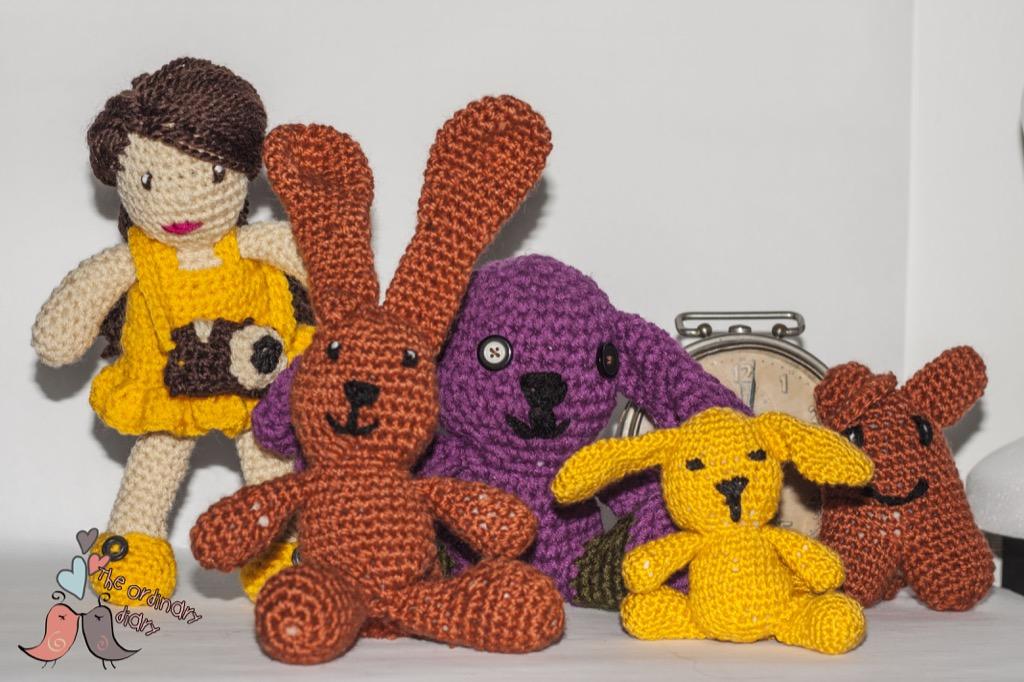 Ami Ami Dogs Vol.1 Mitsuki Hoshi Japanese by JapanLovelyCrafts | Crochet  books, Japanese crochet patterns, Japanese crochet | 682x1024