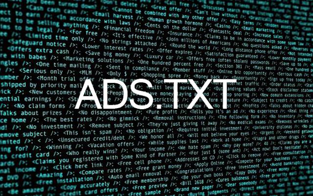 Cara Memasang Ads.txt di Blogger