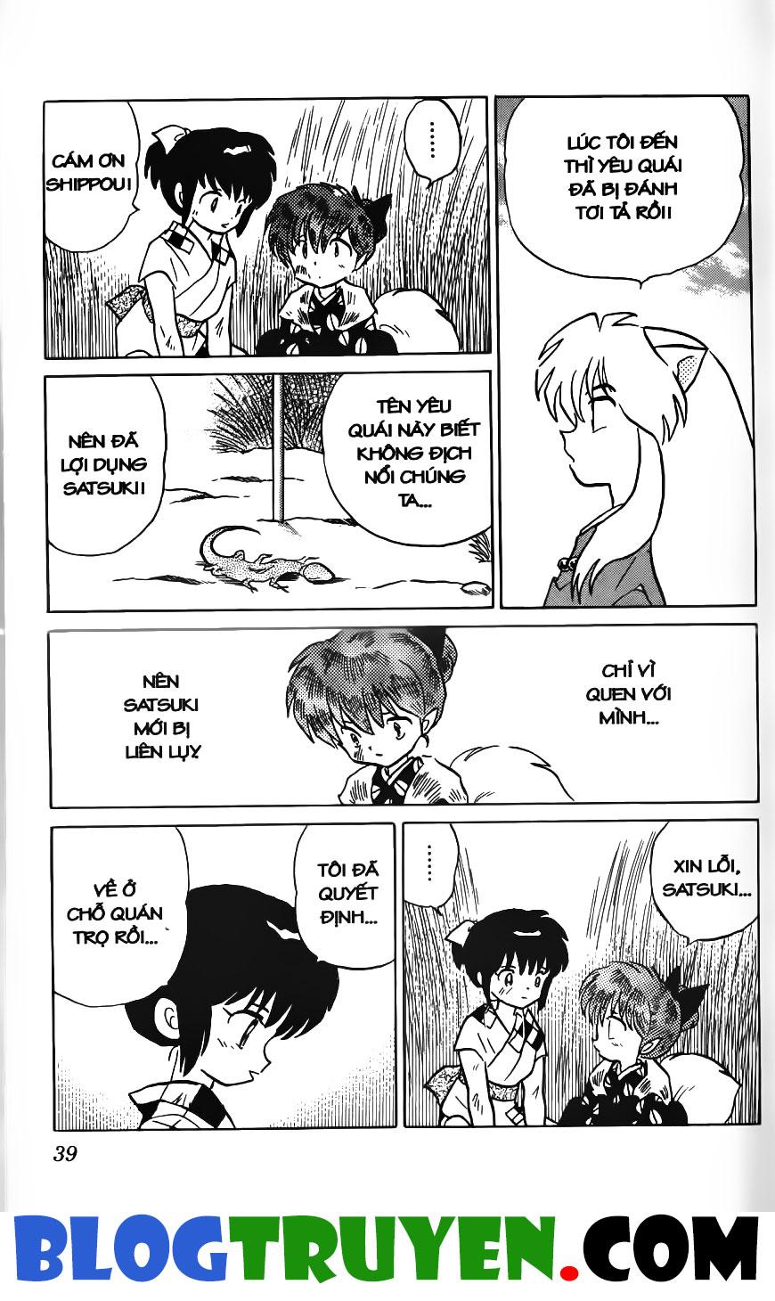 Inuyasha vol 21.2 trang 18