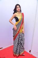Naziya Khan Model in Saree At Kala Silk Handloom Expo Dec 2017~  Exclusive Galleries 004.jpg