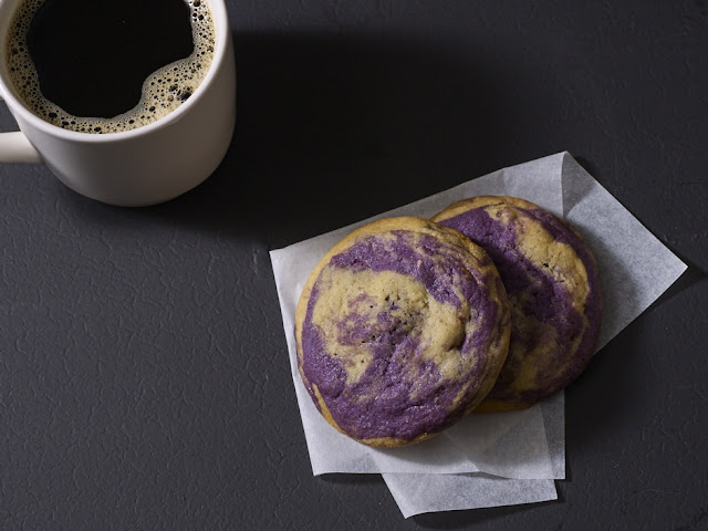 Starbucks Purple Yam Cookie
