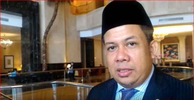 Fahri Hamzah: Saya Dengar Lobby-lobby Kandidat AH dan SSA kepada Prabowo dan PAN Terjadi Salah Paham