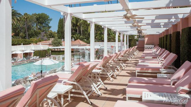 Pool Cabana Photoshoot