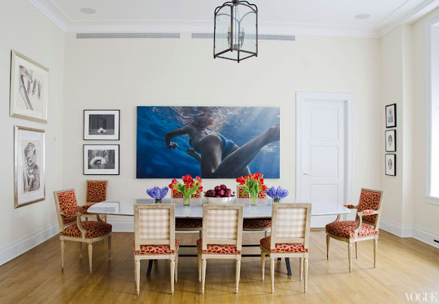 pool photo painting interior design decorating water swimmer