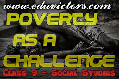 CBSE Class 9 - Economics - Poverty As A Challenge - Important Terms You Should Know (#cbseNotes)(#eduvictors)