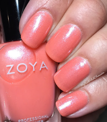 Zoya Petals Collection , Zahara