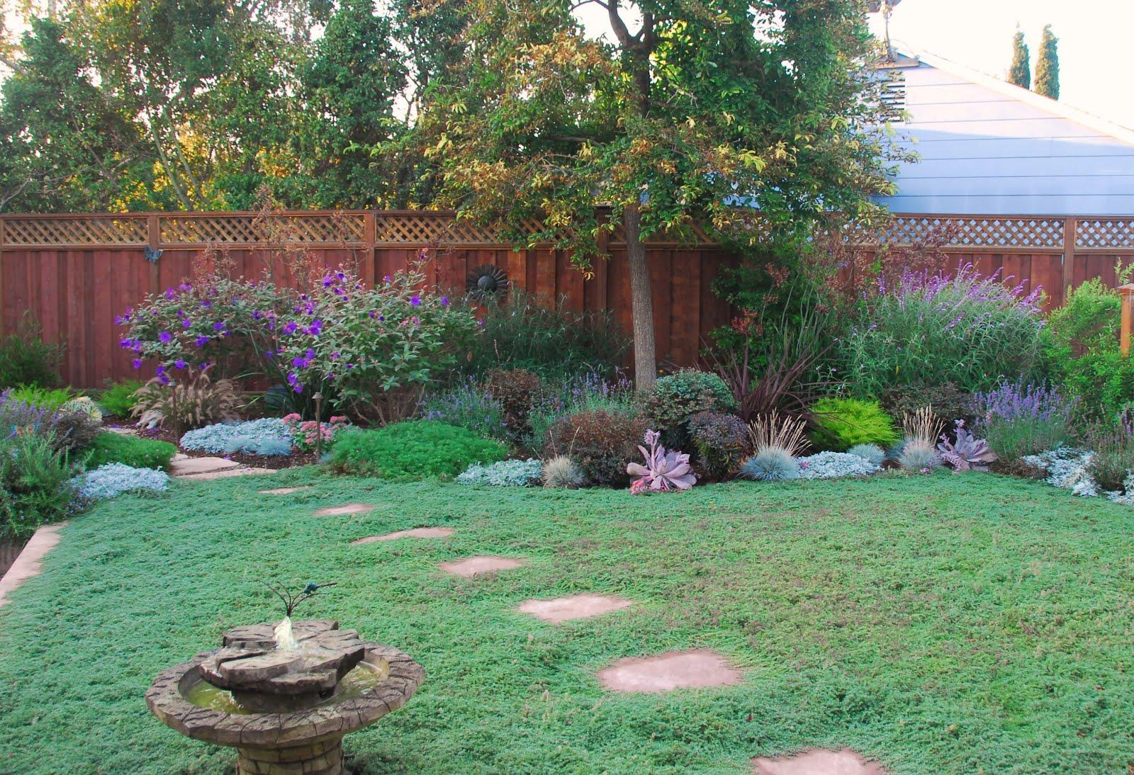 astrid gaiser garden design lilac lawns or why water wise rocks. Black Bedroom Furniture Sets. Home Design Ideas