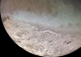 ดวงจันทร์ไทรทัน Triton