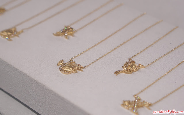 K for Koi Carp, Stephen Webster, Fish Tales Collection, Jewellery, Fashion, Marine Jewels