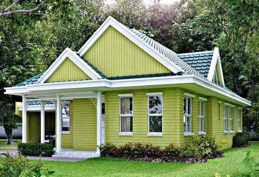 Desain Rumah Minimalis Anggaran 100 Juta