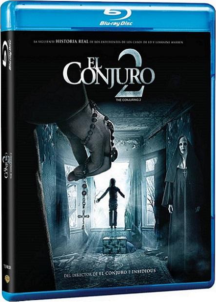 The Conjuring 2 (El Conjuro 2) (2016) 1080p BluRay REMUX 28GB mkv Dual Audio Dolby TrueHD ATMOS 7.1 ch