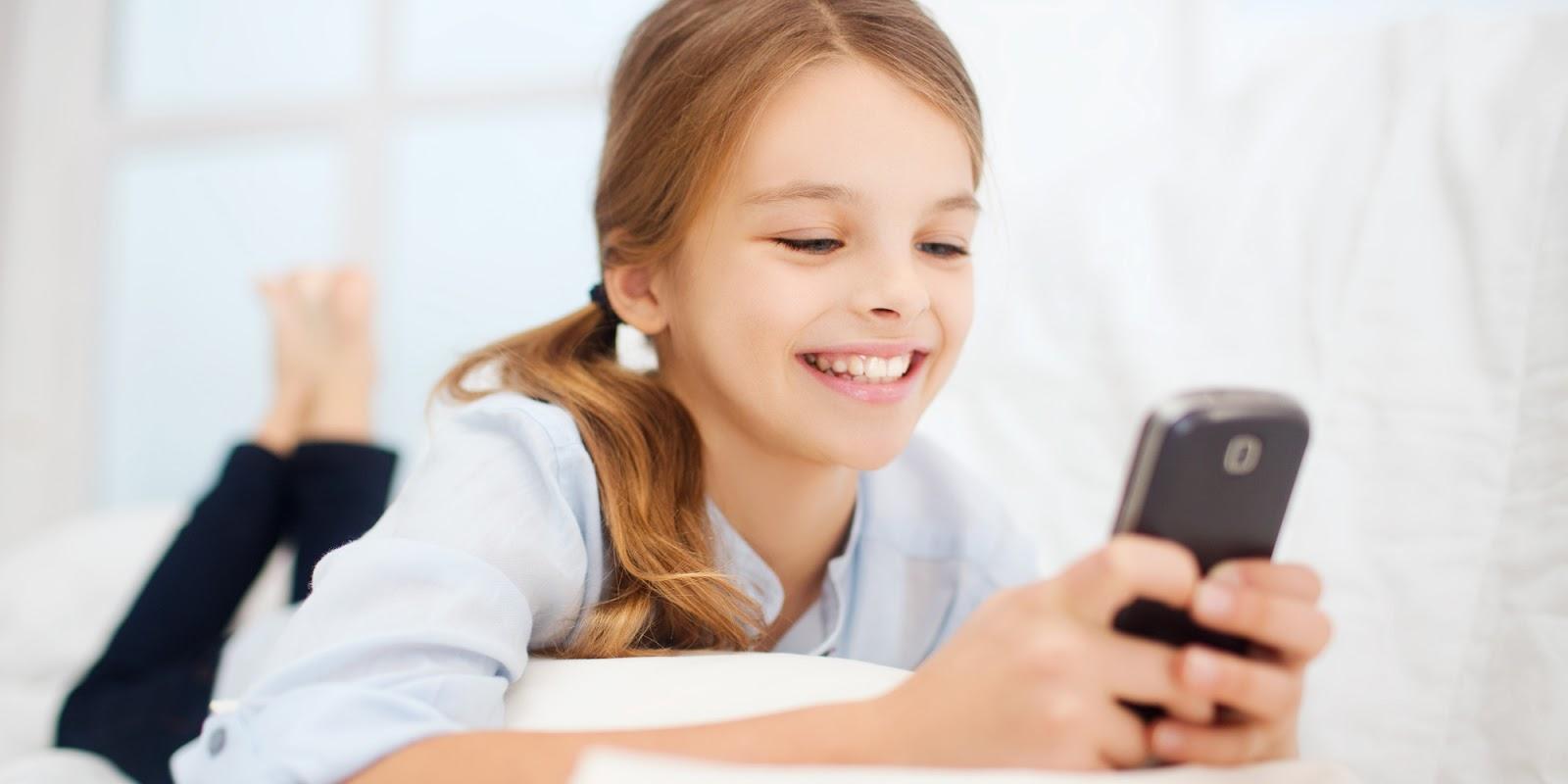 Dangers of Smart Phones for Children