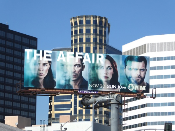 The Affair season 3 billboard