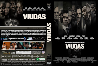 CARATULA VIUDAS - WIDOWS - 2018