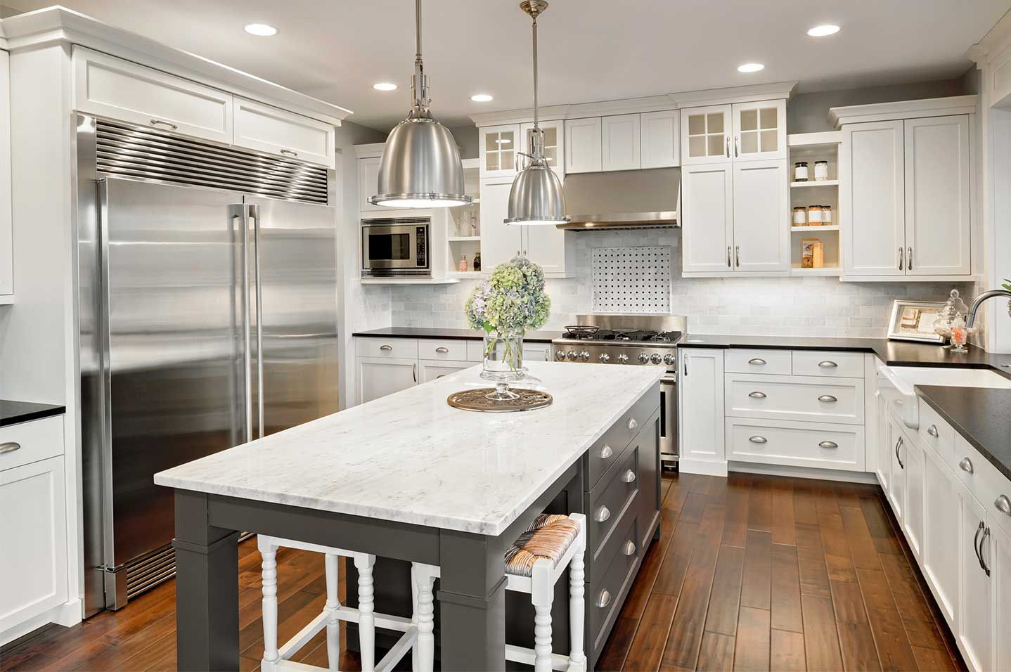 Super White Granite Kitchen Super White Granite Is Still The Most Popular Kitchen Countertop