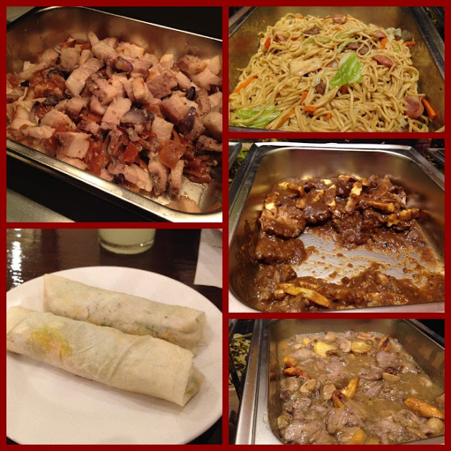 Chik Chow Food Express, Chinese Lumpia, Lengua Estofado, Lechon Belly, Eat all you can buffet, All you can eat restaurant