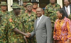 Must Read How Operation Crocodile Smile: Rivers Governor, Nyesom Wike Declares Support For Nigerian Army